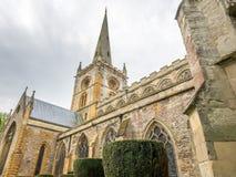 Iglesia inglesa en Stratford Foto de archivo