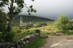 Iglesia irlandesa Fotos de archivo