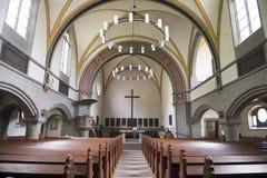 Iglesia Kassel de Cristo Imagen de archivo