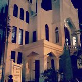 Iglesia Key West la Florida Imagen de archivo