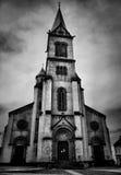 Iglesia Kladno Fotos de archivo libres de regalías