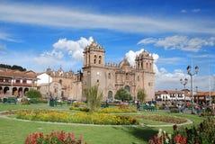 Iglesia La Compana德赫苏斯(阴险的人教会) 免版税库存图片