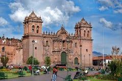 Iglesia La Compana德赫苏斯(阴险的人教会) 库存图片