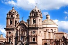 Iglesia La Compana德赫苏斯 图库摄影