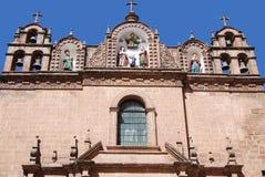 Iglesia La Compana德赫苏斯 免版税库存图片