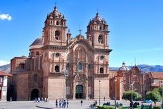 Iglesia La Compana德赫苏斯 库存图片