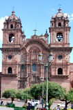 Iglesia La Compana德赫苏斯 免版税库存照片