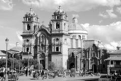 Iglesia La Compana de Jesús Imagen de archivo libre de regalías