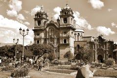Iglesia La Compana de Jesus Stock Image