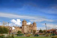 Iglesia La Compana de Jesus (Jesuit Church) Stock Images