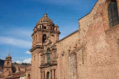 Iglesia La Merced Royalty Free Stock Photo