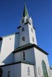 Iglesia libre Fotografía de archivo