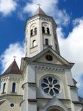Iglesia, Lituania Imagen de archivo libre de regalías