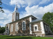 Iglesia, Lituania. Imágenes de archivo libres de regalías
