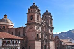 Iglesia los angeles Compana De Jezus Obraz Royalty Free