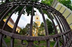 Iglesia luterana Fotografía de archivo