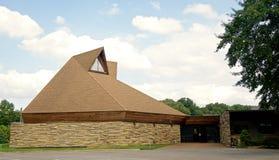 Iglesia luterana de Messiah en Memphis, TN Imagenes de archivo