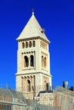 Iglesia luterana del redentor (1893-1898), Jerusalén Fotos de archivo