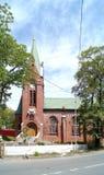 Iglesia luterana evangélica de San Pablo vladivostok Imagen de archivo