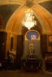 Iglesia más interier imagenes de archivo