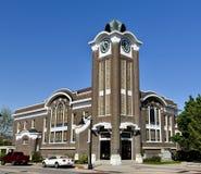Iglesia magnífica del asilo Foto de archivo libre de regalías