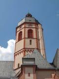 Iglesia Maguncia del St Stephan Fotos de archivo libres de regalías