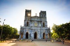 Iglesia MangLang, Phu Yen Province, Vietnam fotos de archivo libres de regalías