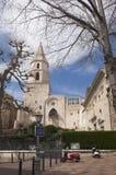 Iglesia Marsella del DES Accoules de Notre Dame, fotos de archivo