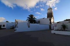 Iglesia Matriz De Nuestra señora de Guadalupe, Teguise obraz royalty free