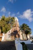 Iglesia Matriz De Nuestra señora de Guadalupe, Teguise fotografia stock