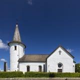 Iglesia medieval de Bollerup Imagen de archivo
