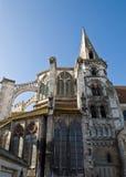 Iglesia medieval vieja Foto de archivo libre de regalías