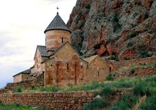 Iglesia medieval vieja Fotografía de archivo libre de regalías