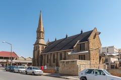 Iglesia metodista de St Johns en Kroonstad imágenes de archivo libres de regalías