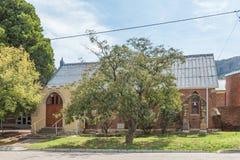 Iglesia metodista en señora Grey imagenes de archivo