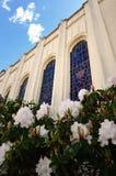 Iglesia metodista unida del pionero, Coquille, Oregon fotografía de archivo libre de regalías