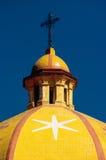 Iglesia mexicana vieja Fotografía de archivo