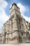 Iglesia negra de Brasov Fotografía de archivo