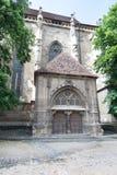 Iglesia negra de Brasov Fotografía de archivo libre de regalías