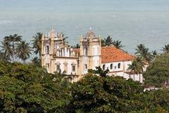 Iglesia Olinda de Carmen Imágenes de archivo libres de regalías