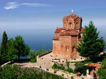 Iglesia ortodoxa imágenes de archivo libres de regalías