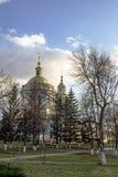 Iglesia ortodoxa imagen de archivo