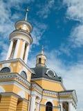 Iglesia ortodoxa Foto de archivo libre de regalías
