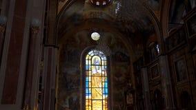 Iglesia ortodoxa copta del vitral del Sharm el-Sheikh libre illustration