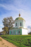 Iglesia ortodoxa cristiana imagenes de archivo