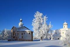 Iglesia ortodoxa cristiana foto de archivo libre de regalías
