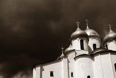 Iglesia ortodoxa cristiana imagen de archivo