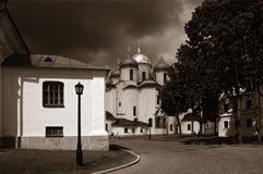 Iglesia ortodoxa cristiana fotografía de archivo