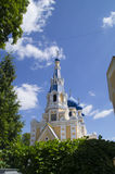Iglesia ortodoxa de Piously-Nikolskaja brest Imágenes de archivo libres de regalías