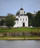 Iglesia ortodoxa de San Miguel de Tver Imagen de archivo